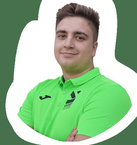 Adrián Naranjo Sportmadness