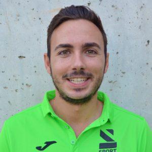 Emprendedor deportivo Alonso Moya