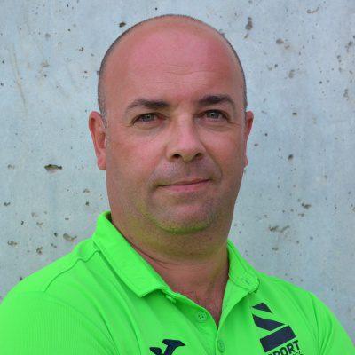 Emprendedor deportivo Andrés Calderón