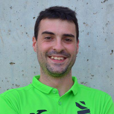 Emprendedor deportivo Aratz