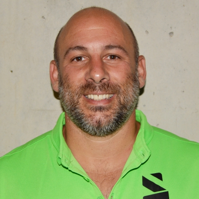 Emprendedor deportivo Carlos Solis