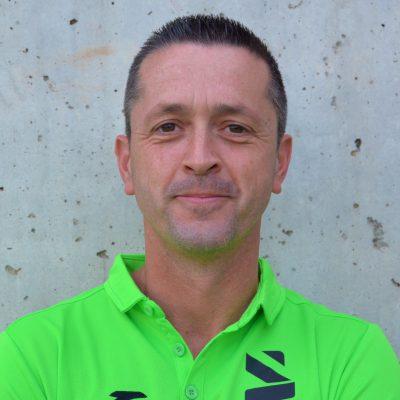Emprendedor deportivo David Almeida