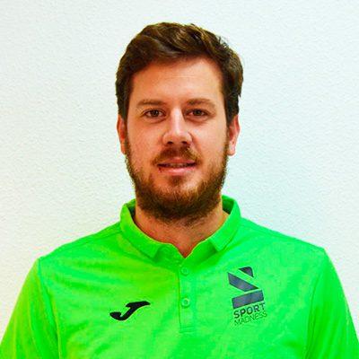 Emprendedor deportivo Eduardo Lopez