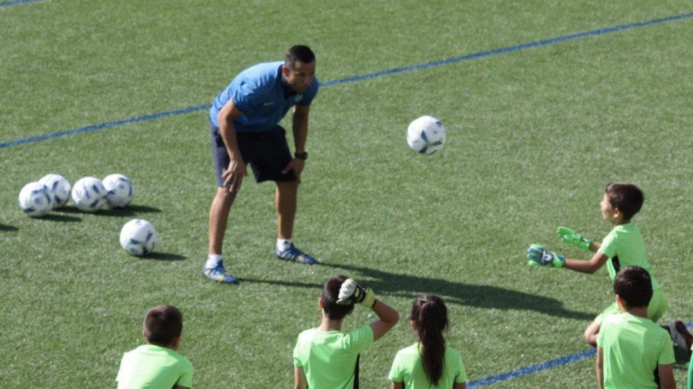 Empleo de entrenador