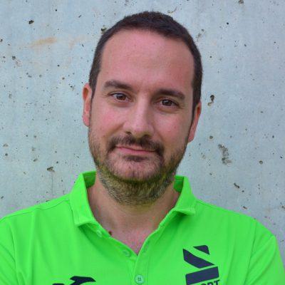 Emprendedor deportivo José Carlos