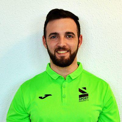 Emprendedor deportivo David Liz
