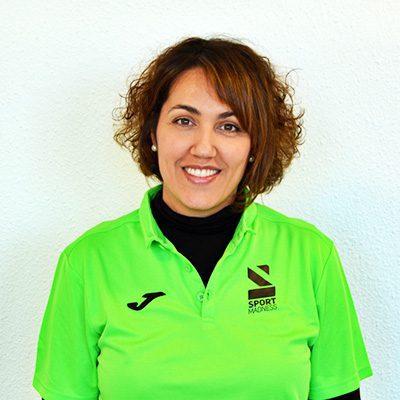 Emprendedor deportivo María Luisa