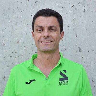 Emprendedor deportivo Pedro Barbé