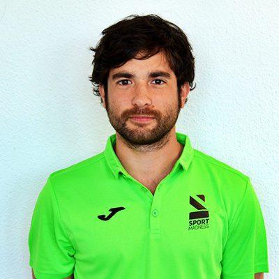 Emprendedor deportivo Javier Pineda