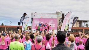 Evento deportivo en Las Palmas