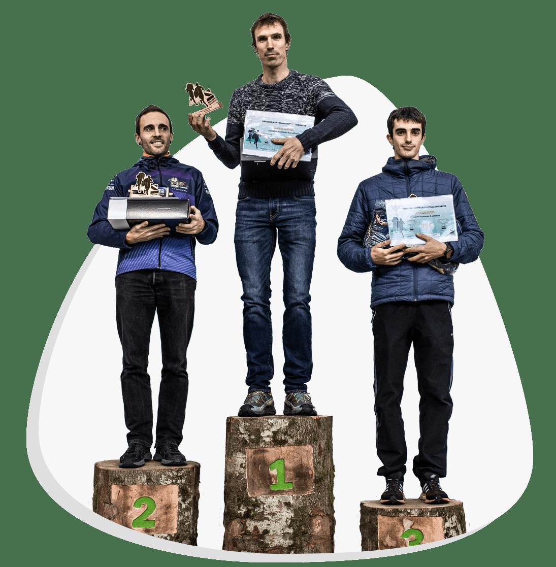 mancha-podium