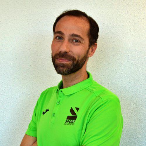 Emprendedor deportivo Rubén Abad